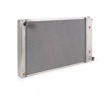 Be Cool - Be Cool Direct-Fit Crossflow Radiator w/Automatic Transmission 68-77 Chevelle