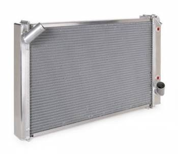 Be Cool - Be Cool Direct-Fit Crossflow Radiator w/Automatic Transmission 69-82 Corvette