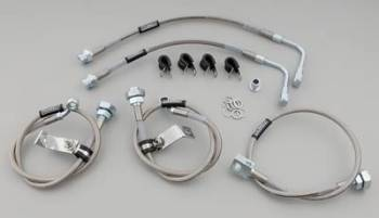 Russell Performance Products - Russell Brake Line Kit 99-03 Chevy Truck