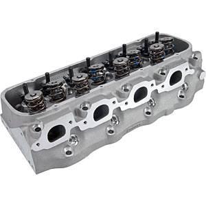 BRODIX - Brodix Cylinder Heads BB Chevy 305cc -2 Head 119cc Rack & Pinion 2.25/1.88 Assembled
