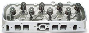 BRODIX - Brodix Cylinder Heads BB Chevy 340cc -2X Head 119cc Rack & Pinion 2.30/1.88 Assembled