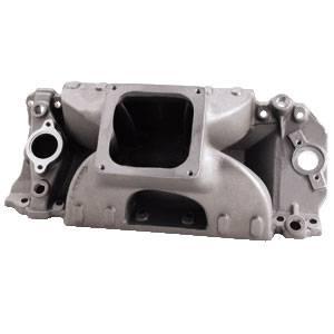 BRODIX - Brodix BB Chevy O/P Intake Manifold - 4500 10.200 Deck