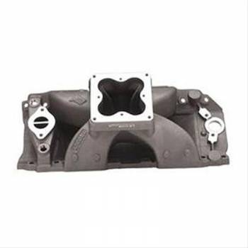 BRODIX - Brodix Cylinder Heads BB Chevy High Velocity Intake Manifold - 4500 Flange