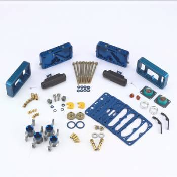 Quick Fuel Technology - Quick Fuel Technology Alcohol Conversion Kit for 4500HP