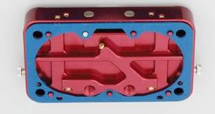 Quick Fuel Technology - Quick Fuel Technology QFX 3 Circuit Billet Metering Block 5 Eml