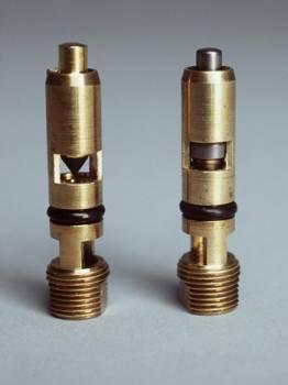 Quick Fuel Technology - Quick Fuel Technology Viton Needle & Seat Kit - .110