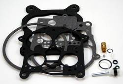 Jet Performance Products - Jet 4M Quadrajet Rebuild Kit - Includes Needle and Seat Assembly / Accelerator Pump / Fuel Filter Gasket / Choke Seals / Gaskets