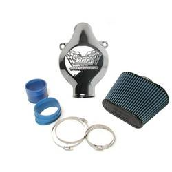 BBK Performance - BBK Performance Power-Plus F-Series Cold Air Induction - Chrome