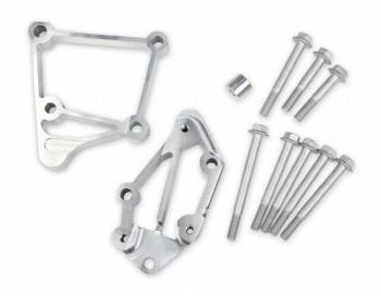 Holley Performance Products - Holley LS Accessory Drive Bracket-Installation Kit for Middle Alignment