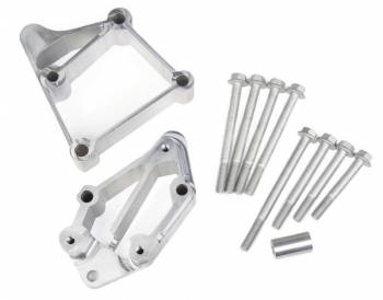 Holley Performance Products - Holley LS Accessory Drive Bracket-Installation Kit for Long Alignment