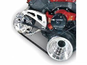 March Performance - March Performance BB Chevy Serpentine Kit for Electric Water Pumps