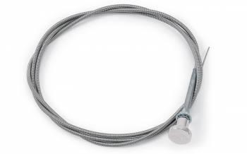 Edelbrock - Edelbrock Universal Carburetor Choke Cable w/ Polished Knob