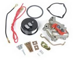 Holley Performance Products - Holley Choke Conversion Kit - Standard Finish