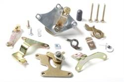 Holley Performance Products - Holley Choke Conversion Kit - Shiny Finish
