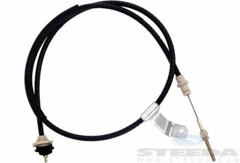 Steeda - Steeda Mustang Adjustable Clutch Cable