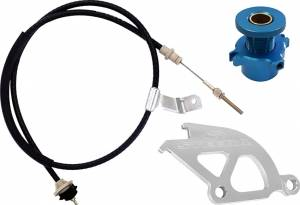 Steeda - Steeda Clutch Quadrant/Cable Kit ' 96-' 04 Mustang