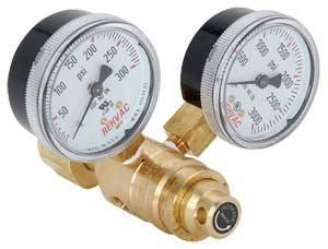 Shifnoid - Shifnoid CO2 Regulator - Adjustable Pressure w/ Dual Gauges