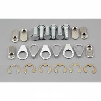 """Stage 8 Locking Fasteners - Stage 8 Collector Bolt Kit - 6pt 3/8-16 x 1"""" (6)"""