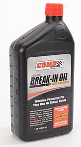 Comp Cams - COMP Cams Engine Break-in Oil - 1 Qt.