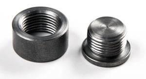 Innovate Motorsports - Innovate Motorsports Steel Bung/Plug Kit