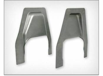 Detroit Speed Engineering - Detroit Speed Engineering Shock Tower Delete Kit 1964.5-1970 Mustang