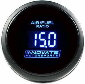 Innovate Motorsports - Innovate Motorsports DB-Gauge Blue