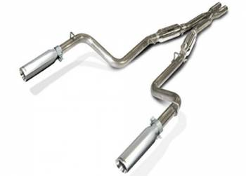 SLP Performance - SLP Performance Charger/Magnum/300C 5.7L Loud Mouth Exhaust System