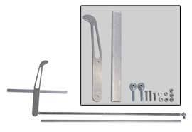 Competition Engineering - Competition Engineering Door Handle Linkage Kit