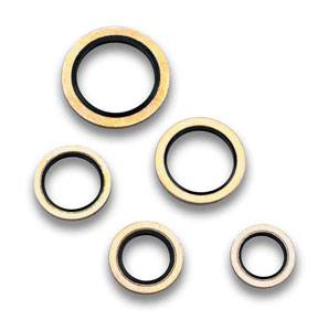 "Earl's Performance Products - Earl's 1-1/16"" Dowty Seals (2 Pack)"