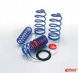 Eibach Springs - Eibach Drag-Launch Performance Springs - Includes 4 Coil Springs