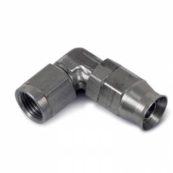 Earl's Performance Products - Earl's #3 SS 90° TFE Hose End