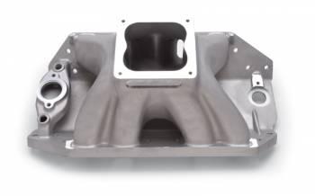 Edelbrock - Edelbrock Big Victor 2 Spread-Port Intake Manifold - Designed For Large Cubic-Inch / High RPM Big-Blocks w / Dart Big Chief Cylinder Head