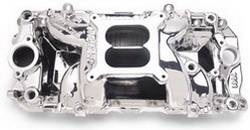 Edelbrock - Edelbrock RPM Air-Gap 2-0 Intake Manifold - Endurashine