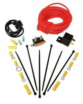 Aeromotive - Aeromotive 30 Amp Fuel Pump Wiring Kit