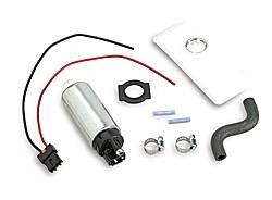 Holley Performance Products - Holley In-Tank Electric Fuel Pump - 255 LPH