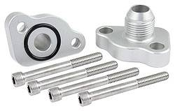Allstar Performance - Allstar Performance Block Adapter Kit SB Ford -12 AN