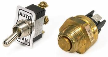 Moroso Performance Products - Moroso Thermostatic Switch - Electric Water Pump