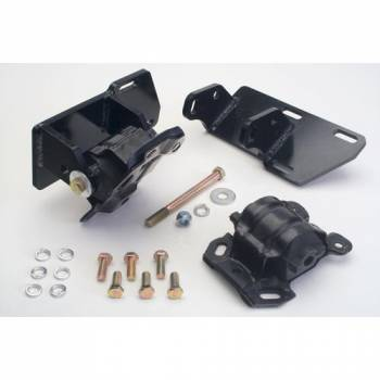 Trans-Dapt Performance - Trans-Dapt Swap Mount Motor Mount - SB ChevyV8 Into 4WD S10 w/ Pads