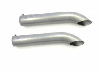 "Patriot Exhaust - Patriot Exhaust Turnouts - 3-1/2"" x 20"" Long"