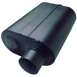 "Flowmaster - Flowmaster Super 40 Delta Flow Muffler - 2.25"" Offset - Inlet / Center Outlet"