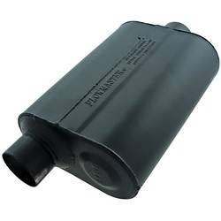 "Flowmaster - Flowmaster Super 40 Delta Flow Muffler - 2.5"" Offset - Inlet / Center Outlet"