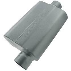 "Flowmaster - Flowmaster 40 Series Muffler - 3"" Offset - Inlet / Center Outlet"