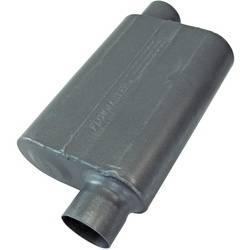 "Flowmaster - Flowmaster 40 Series Muffler - 3"" Offset - Inlet / Opposite Side Offset - Outlet"