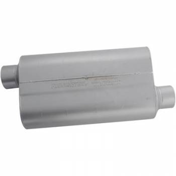 "Flowmaster - Flowmaster 50 Series SUV Muffler - 3"" Offset - Inlet/Opposite Side Offset - Outlet"
