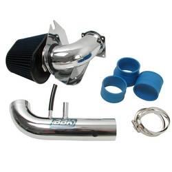 BBK Performance - BBK Performance Cold Air Induction System - Chrome