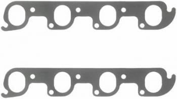Fel-Pro Performance Gaskets - Fel-Pro 351C-400 Ford Exhaust Gs 1970-79 w/ 2 BBL Heads