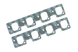 Mr. Gasket - Mr. Gasket Ultra Seal Exhaust Gasket Set - Port Dimensions: Width: 1.9 in. x Height: 2.2 in.