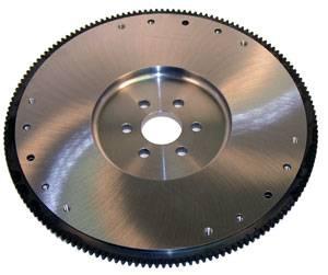 "Ram Automotive - RAM Automotive Billet Steel Flywheel SB Ford 157t 28oz "" Bal"