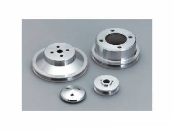March Performance - March Performance Mustang 3 Pc. Pulley Set