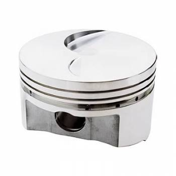 Sportsman Racing Products - SRP BB Ford Flat Top Piston Set 4.440 Bore -3cc